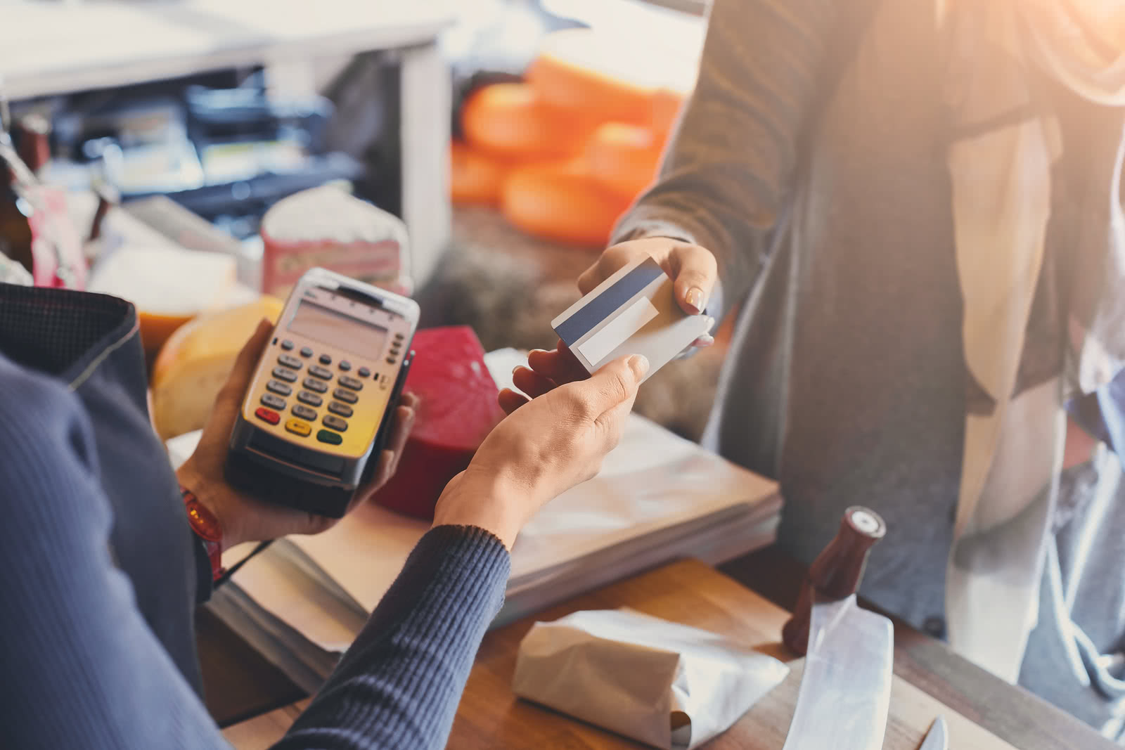 Credit card receivables can help provide an alternate type of business loan.
