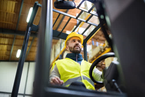 Business owner in need of new forklift wonders, what is equipment lease financing?