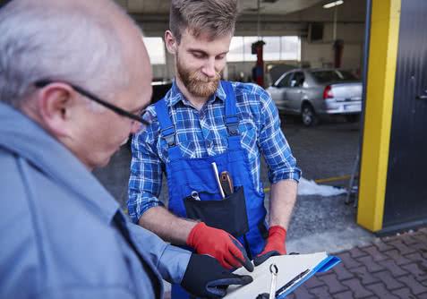 Car mechanics review auto repair shop business plan