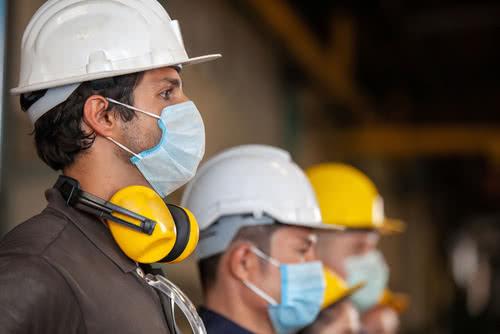 Workers still employed thanks to coronavirus tax credits.
